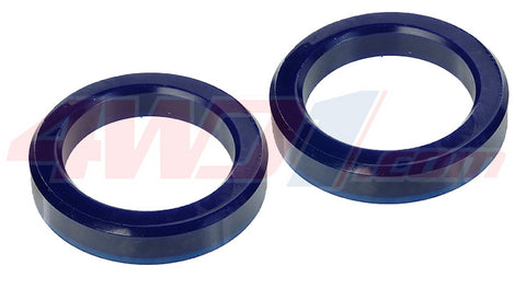 Rear 15mm Coil Spacers Nissan GU/Y61 Patrol  (Pair)