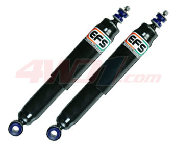 Nissan MK Patrol EFS Enforcer Rear Shocks