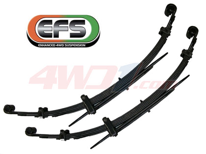 Jeep XJ Cherokee EFS Leaf Springs