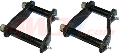 Nissan D40 Navara EFS Greasable Shackles