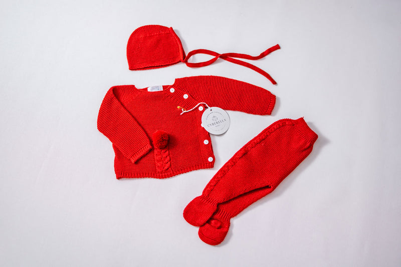 POM POM | Baby Knit Set (3 pcs.)