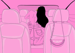 ALICIA RIHKO/ Back seat
