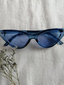 Gafas cat eyes de colores