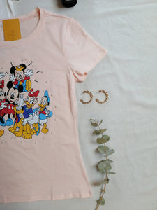 Playera Mickey Mouse