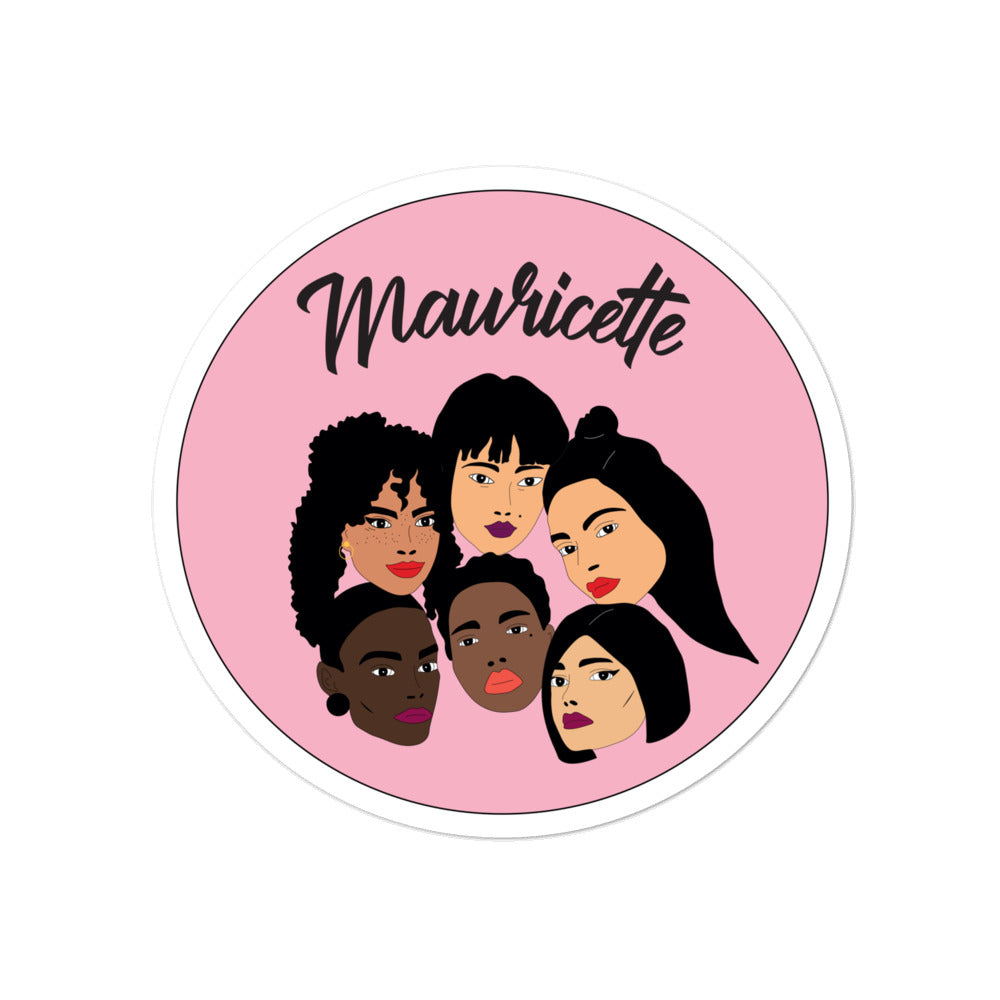 MAURICETTE STICKER