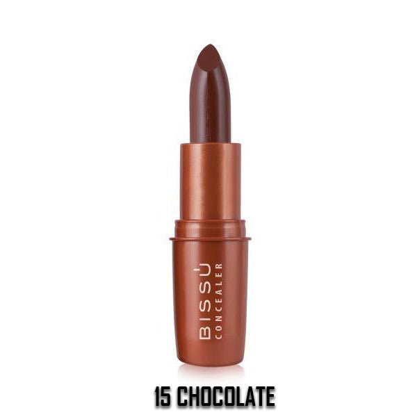 15 CHOCOLATE CONCEALER - BISSU
