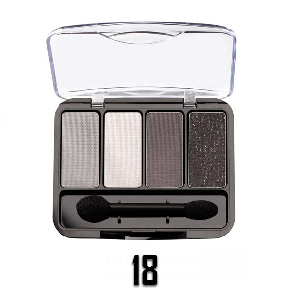 18 QUAD EYE SHADOW PALETTE