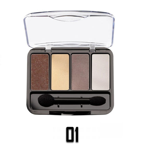 01 QUAD EYESHADOW PALETTE