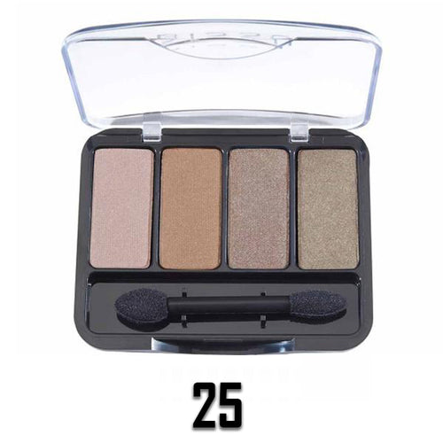 25 QUAD EYE SHADOW PALETTE