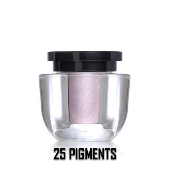 25 SHIMMERING-PIGMENTS