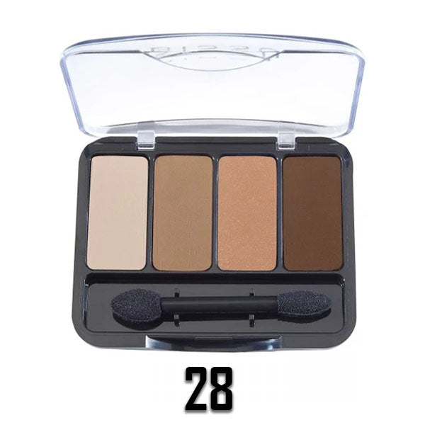 28 QUAD EYE SHADOW PALETTE