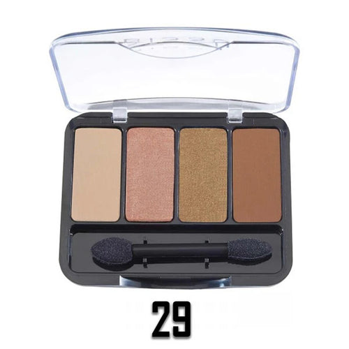 29 QUAD EYE SHADOW PALETTE
