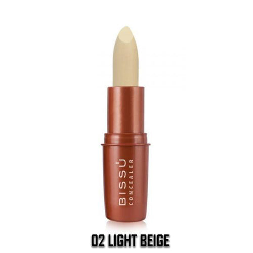 02 LIGHT BEIGE CONCEALER - BISSU