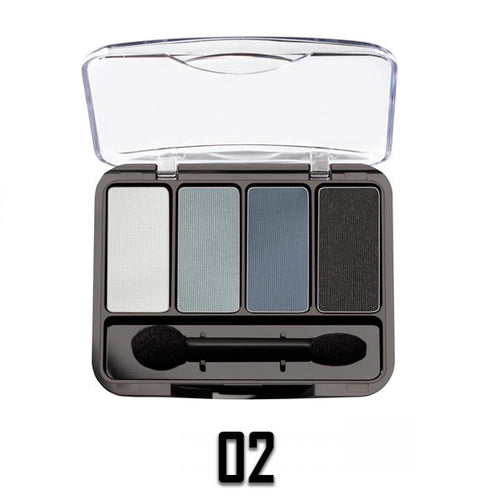 02 QUAD EYESHADOW PALETTE