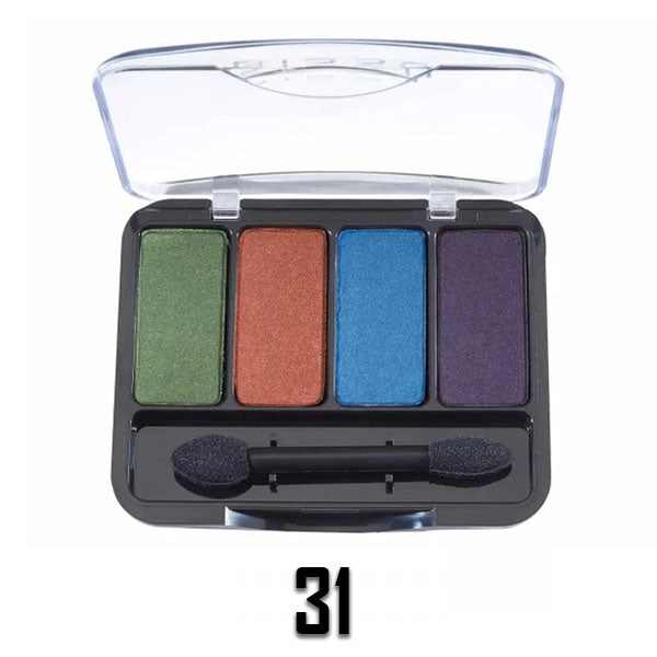 31 QUAD EYE SHADOW PALETTE