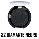 32 DIAMANTE NEGRO INDIVIDUAL EYE-SHADOW