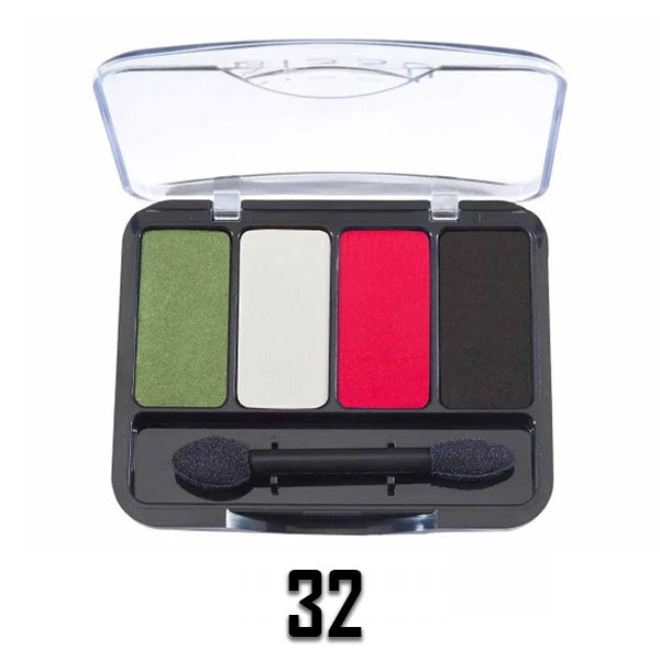 32 QUAD EYE SHADOW PALETTE
