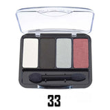 33 QUAD EYE SHADOW PALETTE