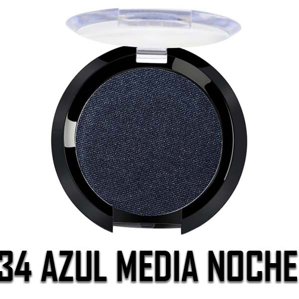 34 AZUL MEDIA NOCHE  INDIVIDUAL EYE-SHADOW