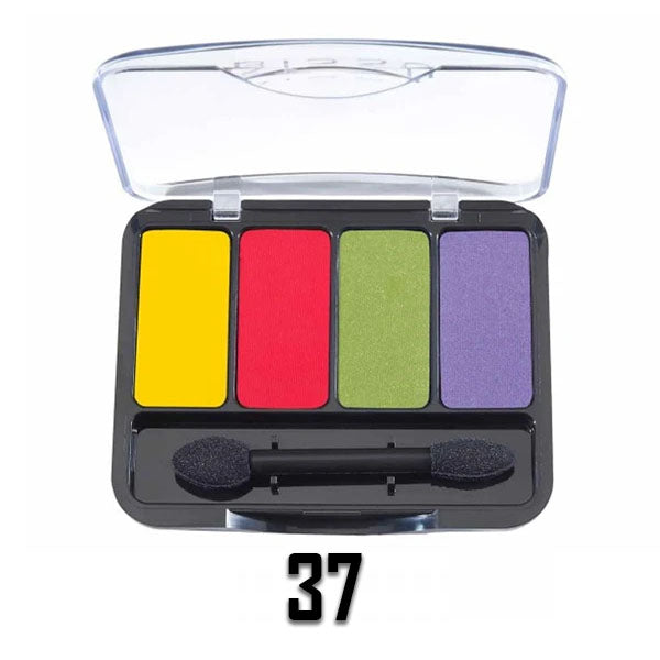 37 QUAD EYE SHADOW PALETTE