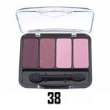 38 QUAD EYE SHADOW PALETTE