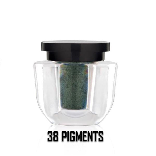 38 SHIMMERING-PIGMENTS