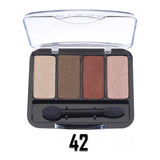 42 QUAD EYE SHADOW PALETTE