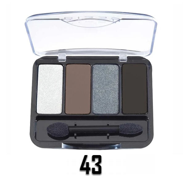 43 QUAD EYE SHADOW PALETTE