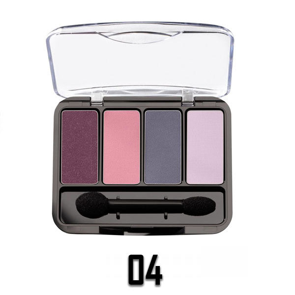 04 QUAD EYESHADOW PALETTE