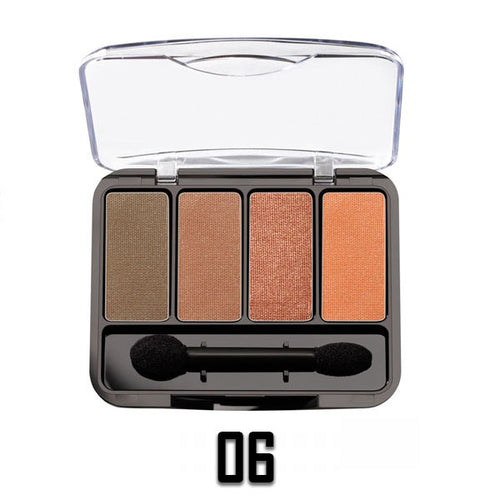 06 QUAD EYE SHADOW PALETTE