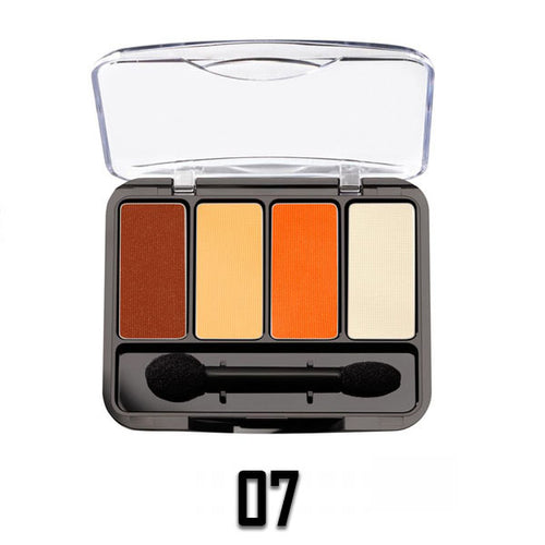 07 QUAD EYE SHADOW PALETTE