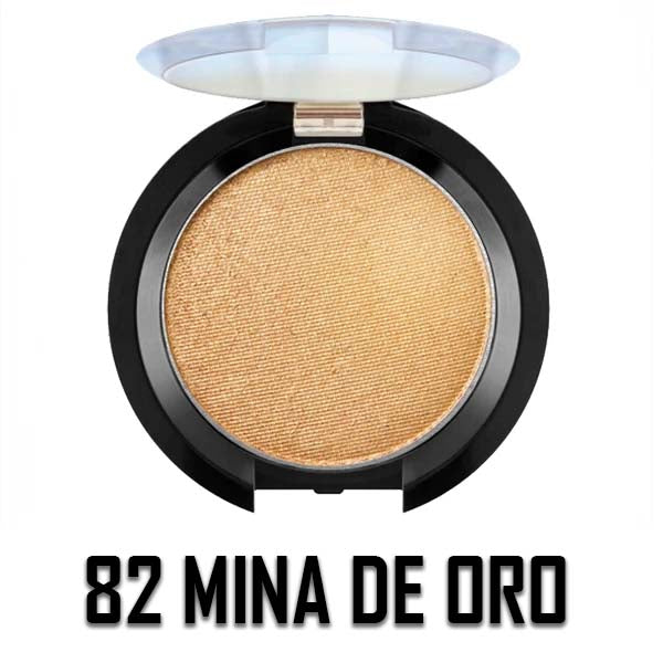 82 MINA DE ORO INDIVIDUAL EYE-SHADOW