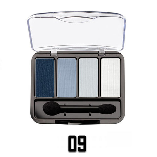 09 QUAD EYE SHADOW PALETTE
