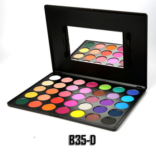 35D EYESHADOW PALETTE