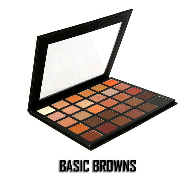 BASIC BROWNS