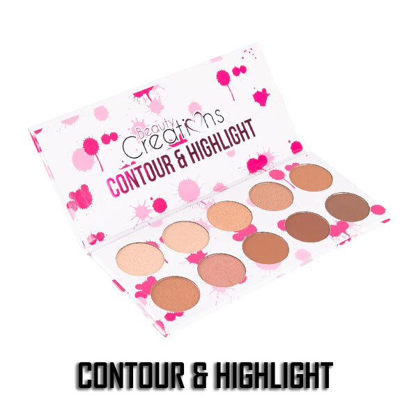 SPLASH CONTOUR AND HIGHLIGHT PALETTE