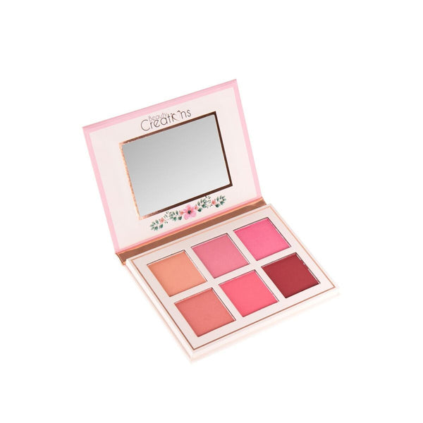 "FLORAL BLOOM "" BLUSH "" PALETTE"