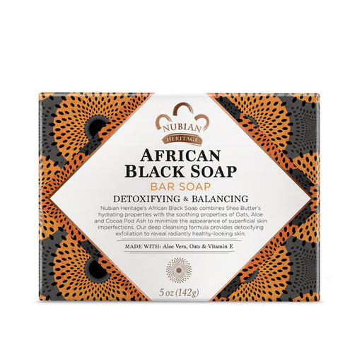 African Black Bar Soap - 4theCultr