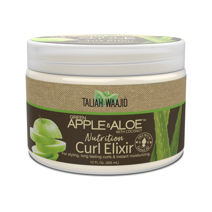 Green Apple & Aloe Nutrition Curl Elixir - 4theCultr