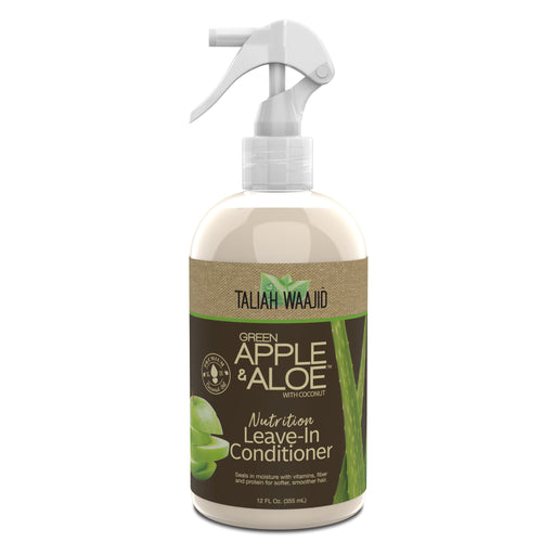 Green Apple & Aloe Nutrition Leave-In Conditioner - 4theCultr