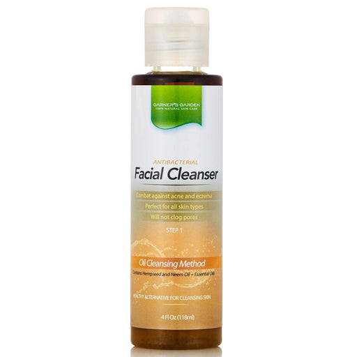 Antibacterial Facial Cleanser - 4theCultr
