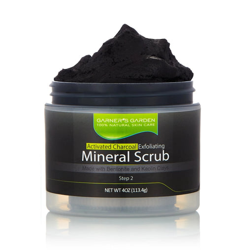 Activated Charcoal Scrub - 4theCultr