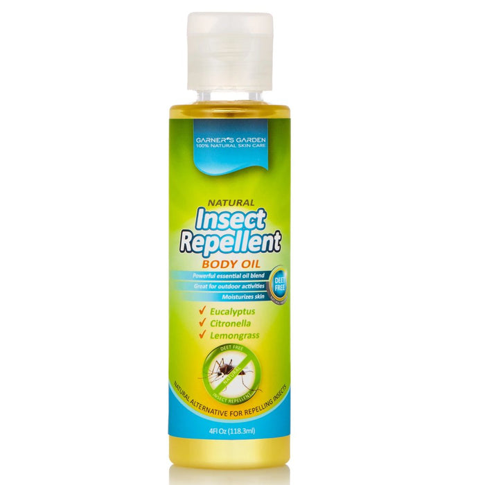 DEET Free Bug Repellent Oil - 4theCultr