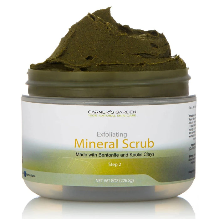 Mineral Exfoliating Scrub - 4theCultr