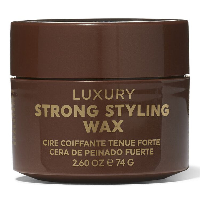 Luxury Strong Styling Wax - 4theCultr