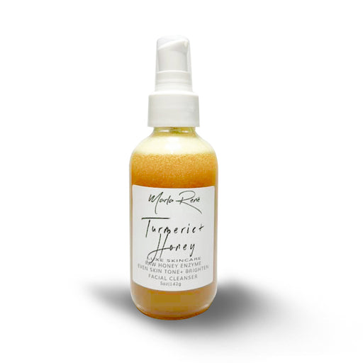 Turmeric and Honey Cleanser - 4theCultr