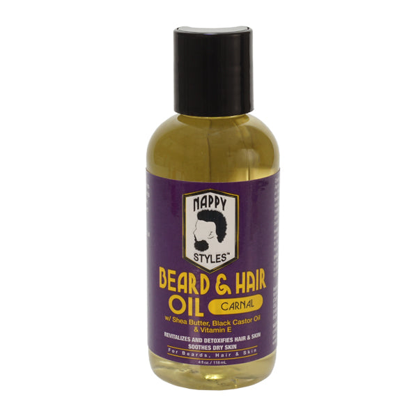 Beard Oil Carnal