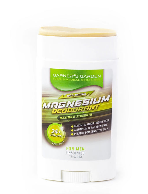 Magnesium Deodorant - Maximum Strength - 4theCultr