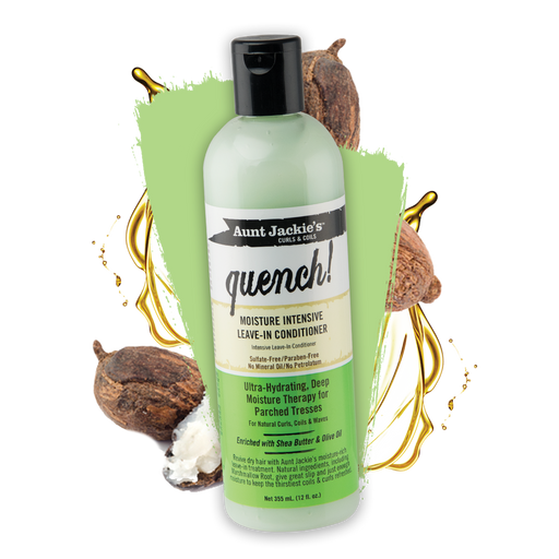 Quench Moisture Intensive Leave-In Conditioner - 4theCultr