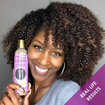 Moroccan Rhassoul 5-in-1 Clay Treatment (Step 1) for Coils